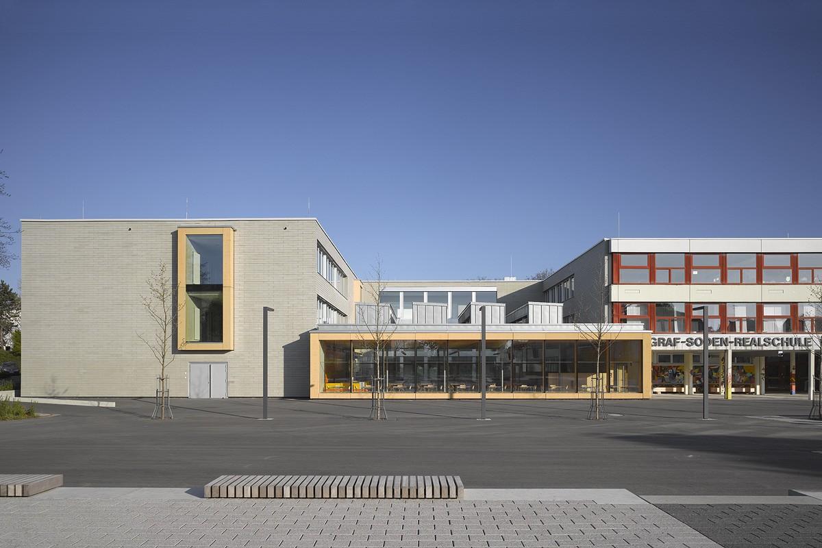 Graf-Soden Realschule, Friedrichshafen