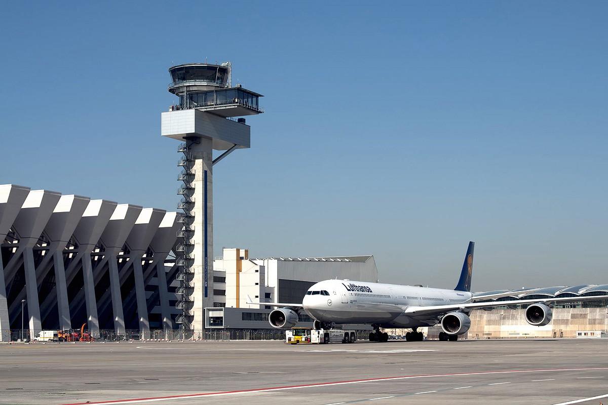 DFS Flughafentower
