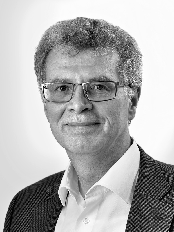 Portrait Peter Bock