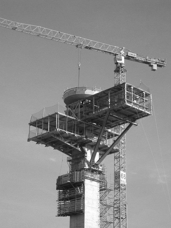 Flughafen Tower, Berlin